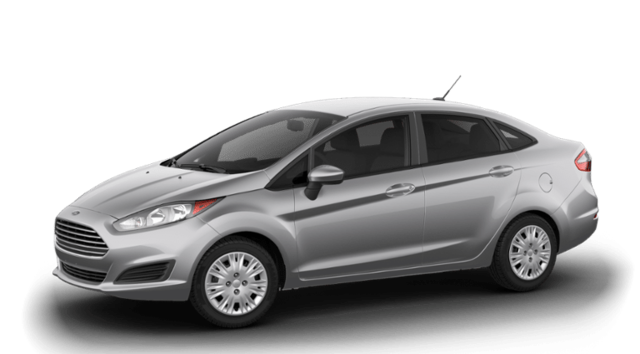 2019 Ford Fiesta S Car